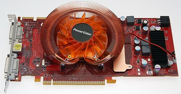 PowerColor ATi Radeon HD 3850 1024 MB