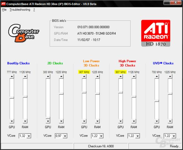 ComputerBase ATi BIOS-Editor