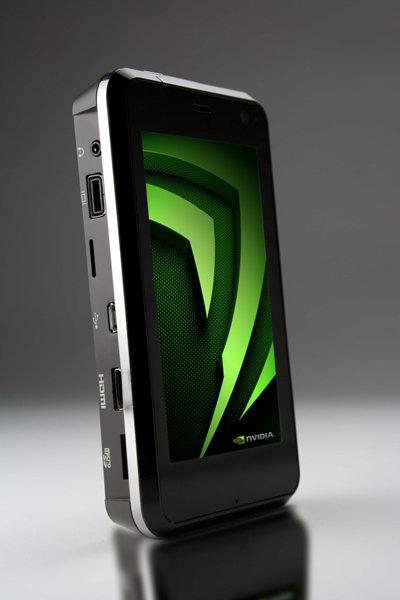 Nvidia APX 2500 Prototyp