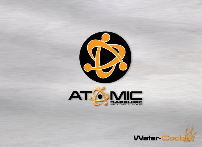 Sapphire Atomic Radeon HD 3870 X2 – Verpackung