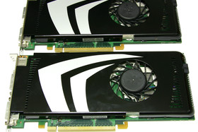 Nvidia GeForce 9600 GT SLI