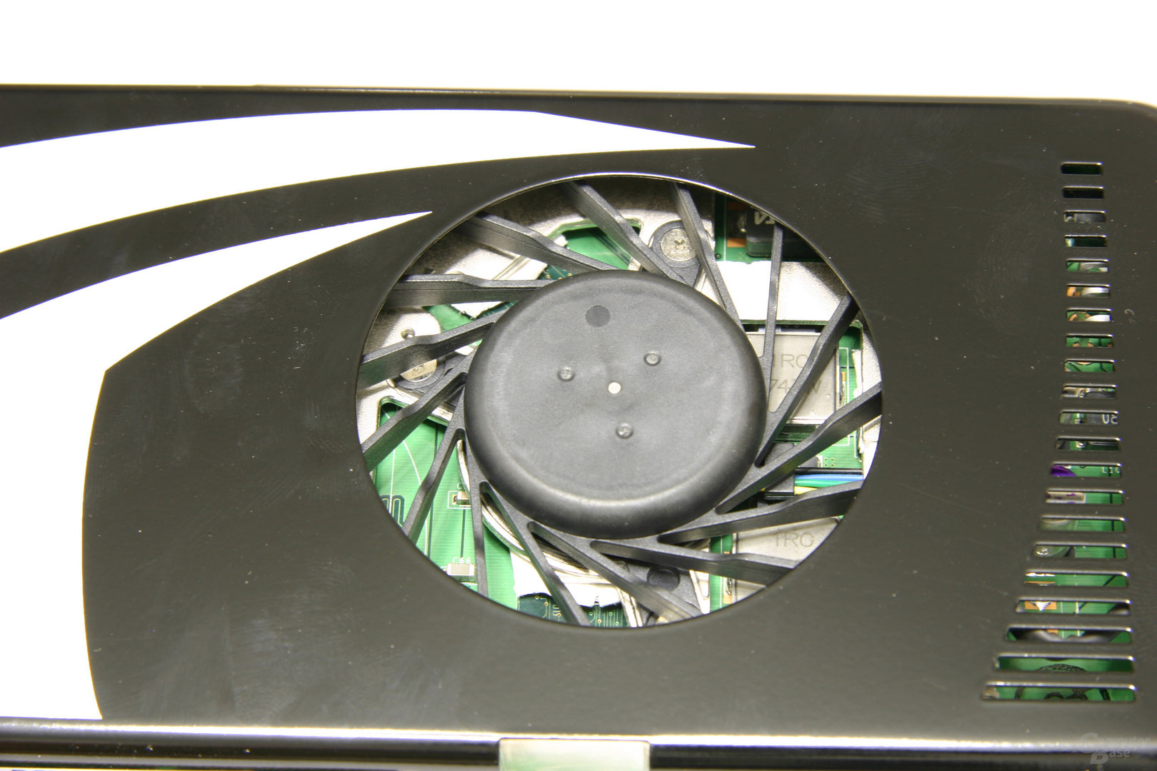 GeForce 9600 GT Lüfter