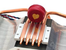 HDT für VGA-Kühler. Liebe auf den ersten Blick?