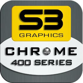 S3 Graphics Chrome 400