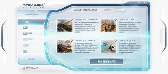 Futuremark 3DMark Vantage RC1