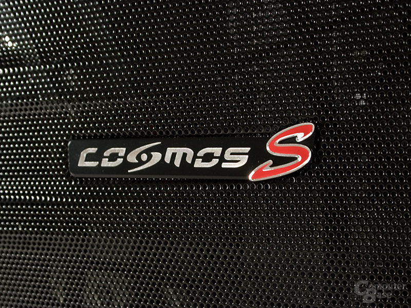 Cooler Master Cosmos S – Emblem