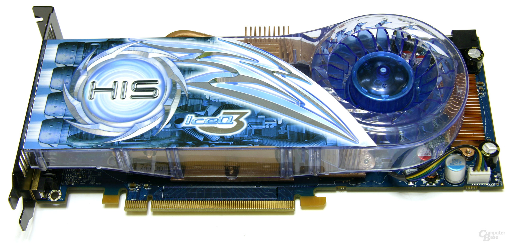 HIS Radeon HD 3850 IceQ3 Turbo X