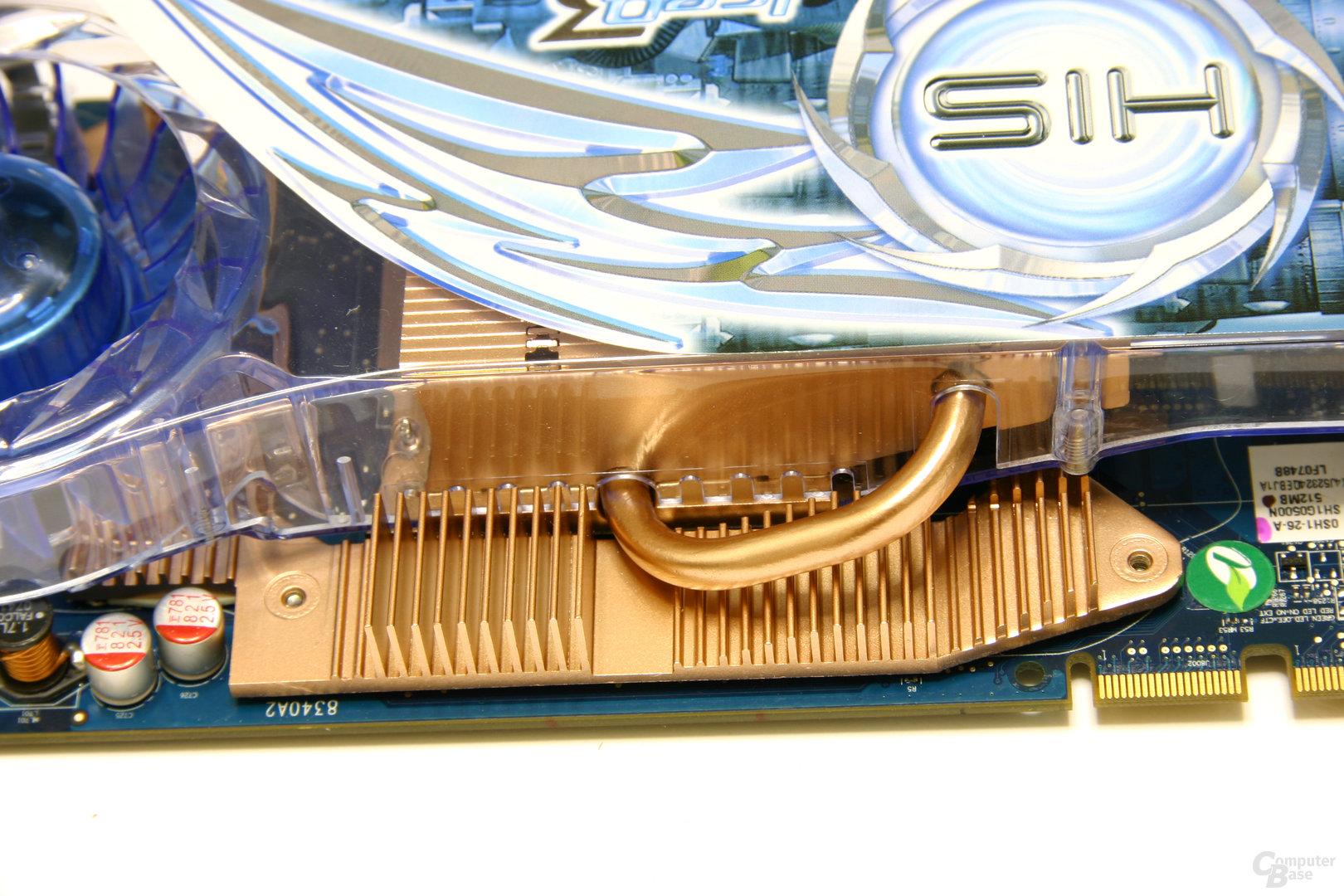 Radeon HD 3850 IceQ3 Turbo X Heatpipe