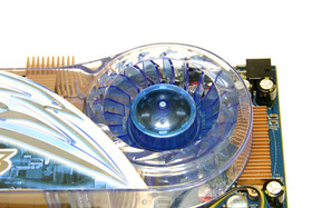 Radeon HD 3850 IceQ3 Turbo X Kühler