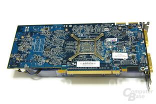 Radeon HD 3850 IceQ3 Turbo X Rückseite