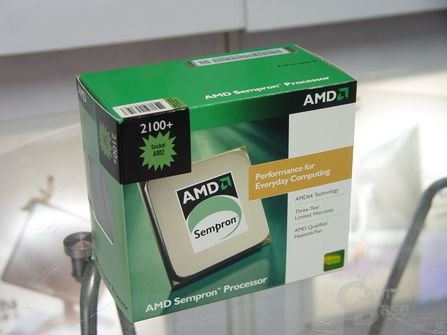 AMD Dual-Core-Sempron 2100+