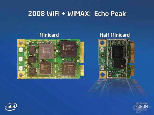 Echo Peak vereint WiMax und WiFi