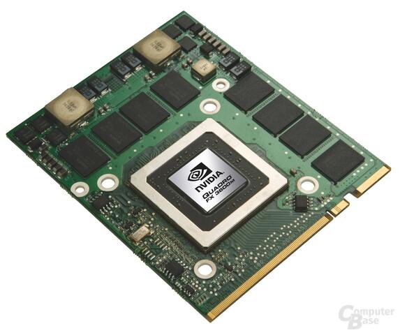 Nvidia Quadro FX 3600M
