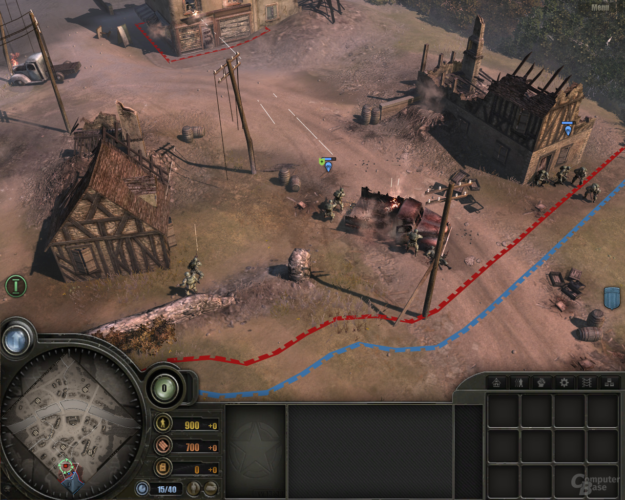Company of Heroes - G92