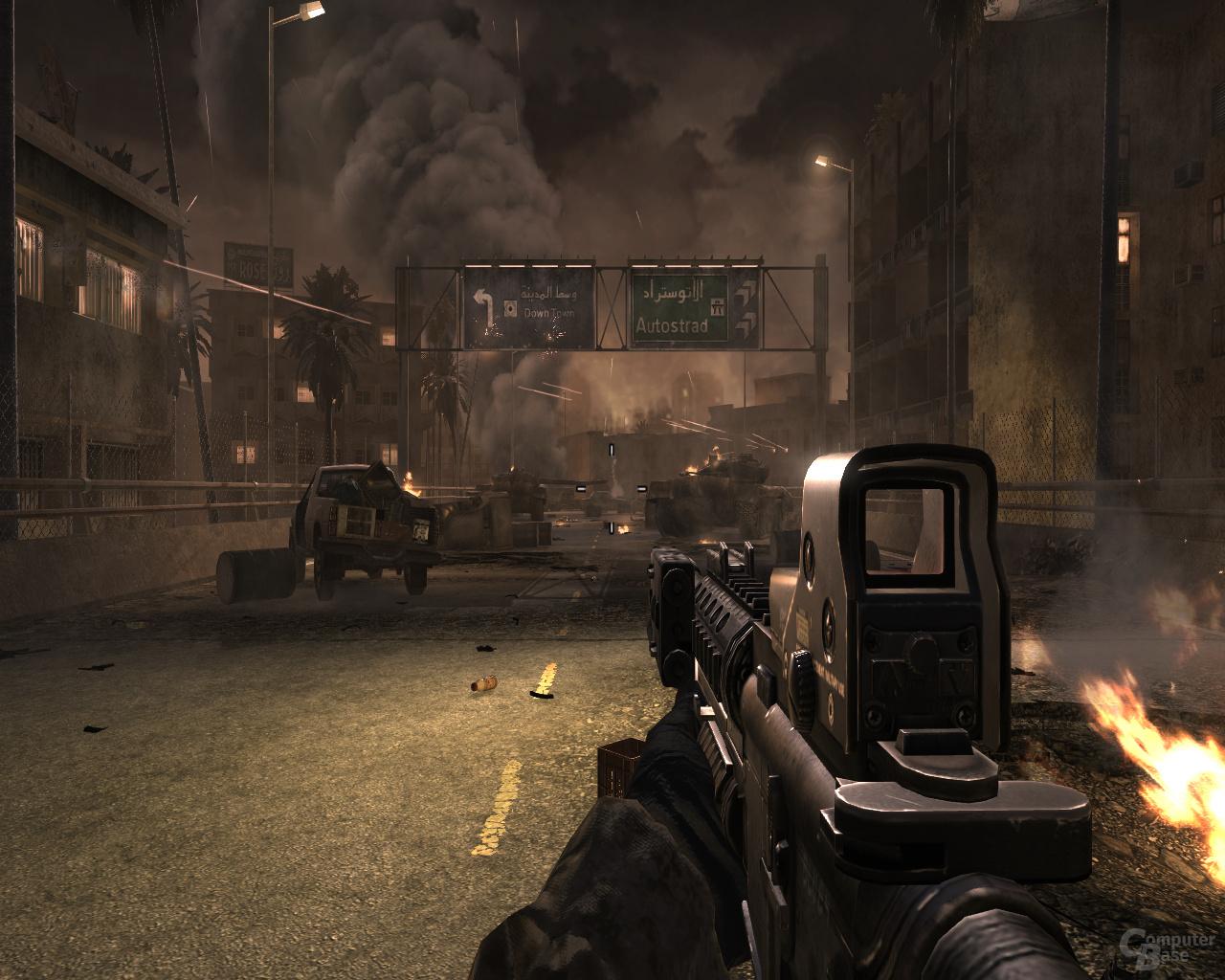 Call of Duty 4 - Chrome 400