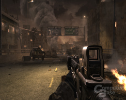 Call of Duty 4 - Chrome 400