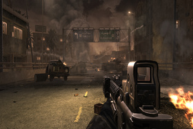 Call of Duty 4 - G92