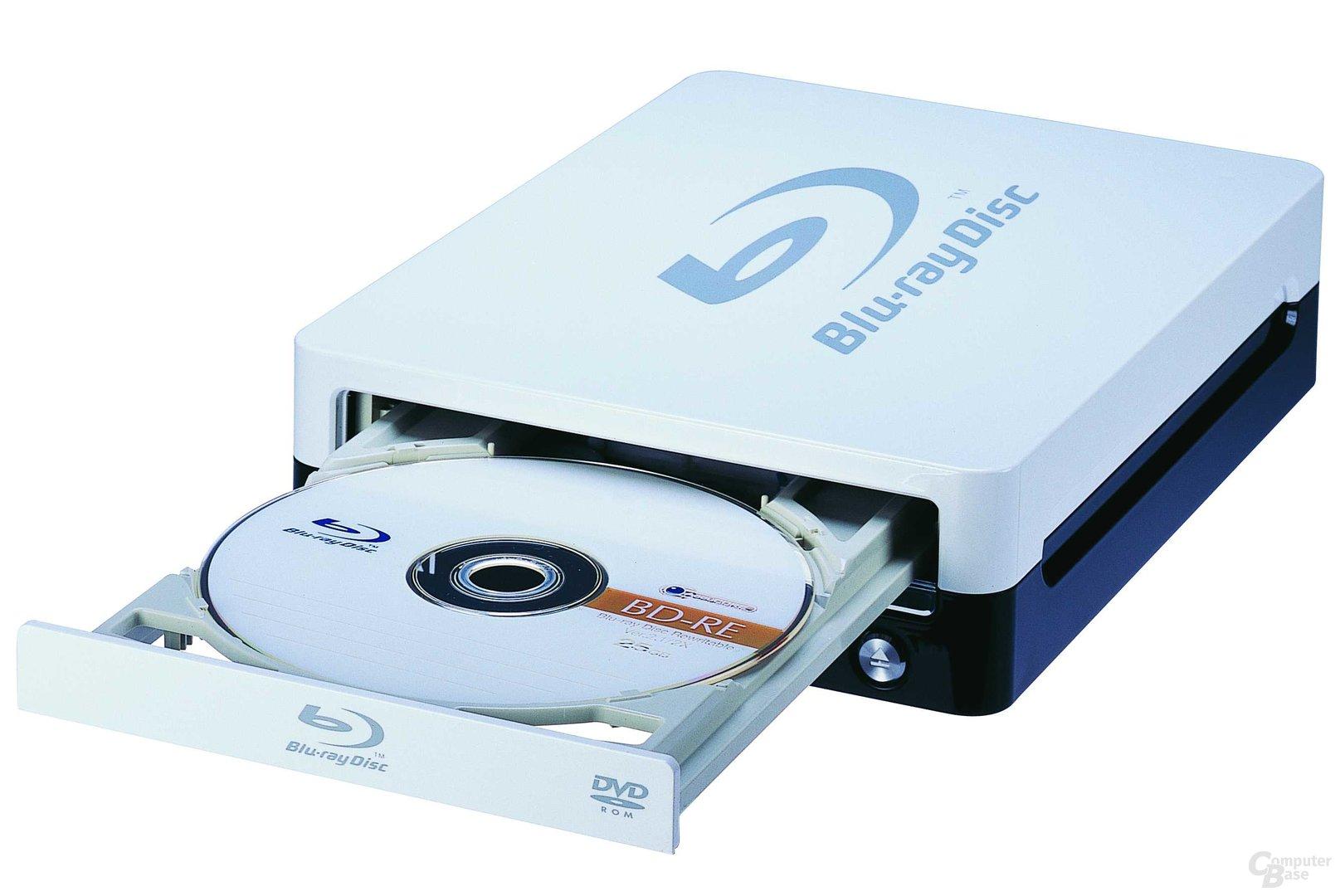 Lite-On DX-4O1S – Externes BD-ROM-Laufwerk