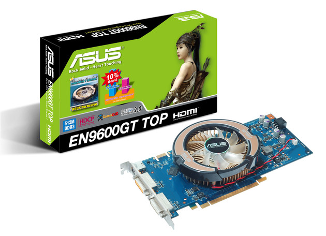 Asus EN9600GT TOP