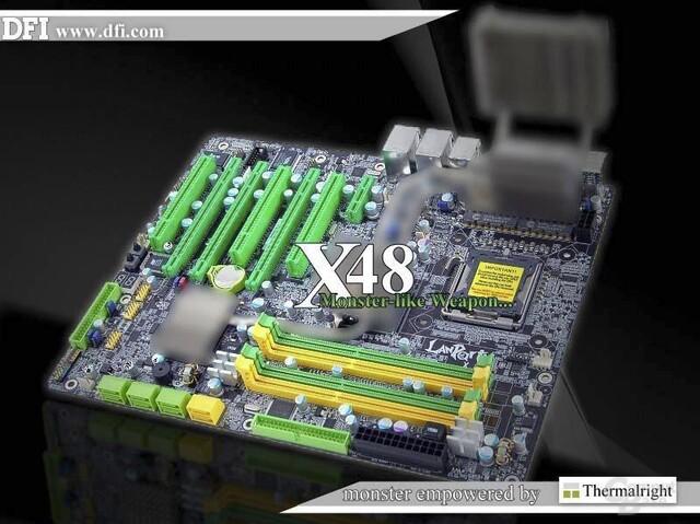 DFI LANParty UT X48-T3R
