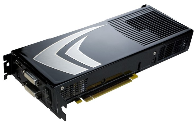 Nvidia GeForce 9800 GX2