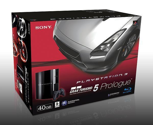 PS 3 GT5 Bundle