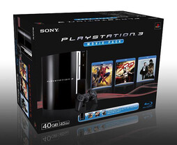 PS 3 Movie Bundle