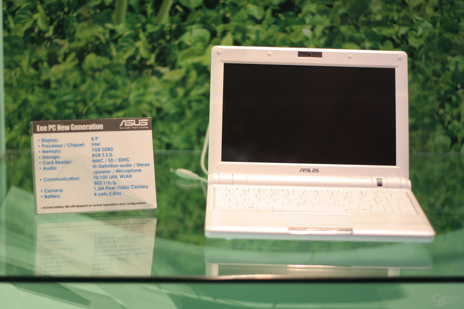 """Asus Eee PC 900 mit 8,9""""-Display"""