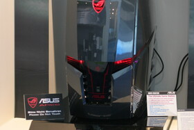 CeBIT08 – Asus-Stand