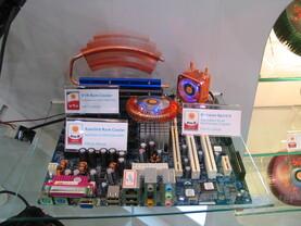 Mainboard- und RAM-Kühlung von Thermaltake