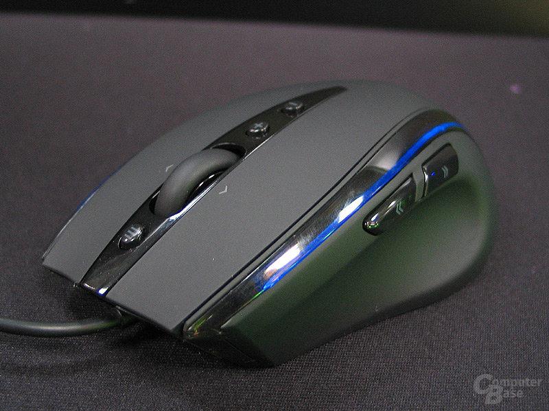 CeBIT: Roccat Kone Gaming Mouse