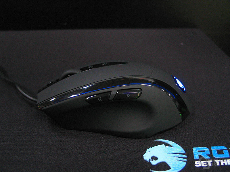 CeBIT: Roccat Kone Gaming Mouse