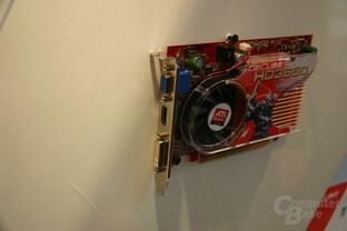 GeCube Radeon HD 3650 mit HDMI