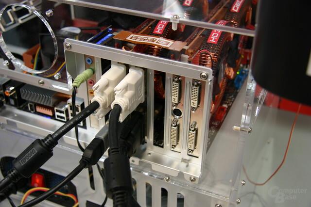 GeCube Radeon HD 3870 X2 CrossFire X