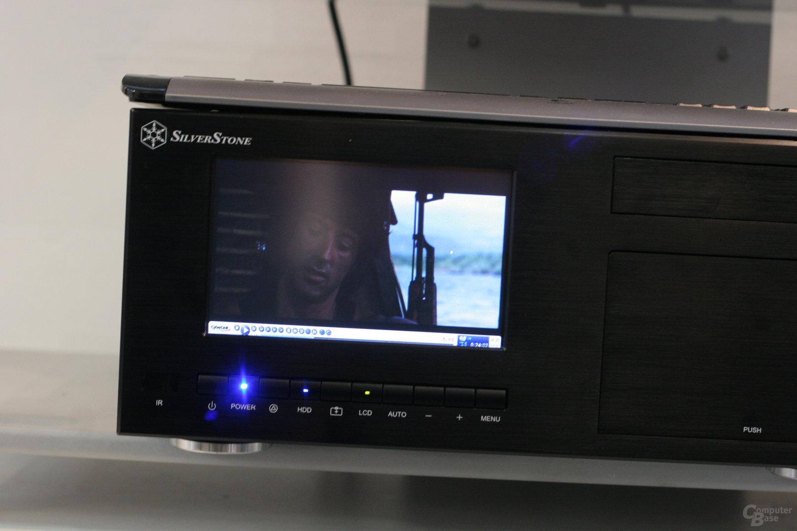 Silverstone CW03 Touchscreen