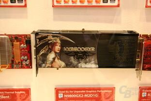 MSI GeForce 9800 GX2