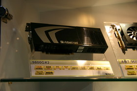 Albatron GeForce 9800 GX2