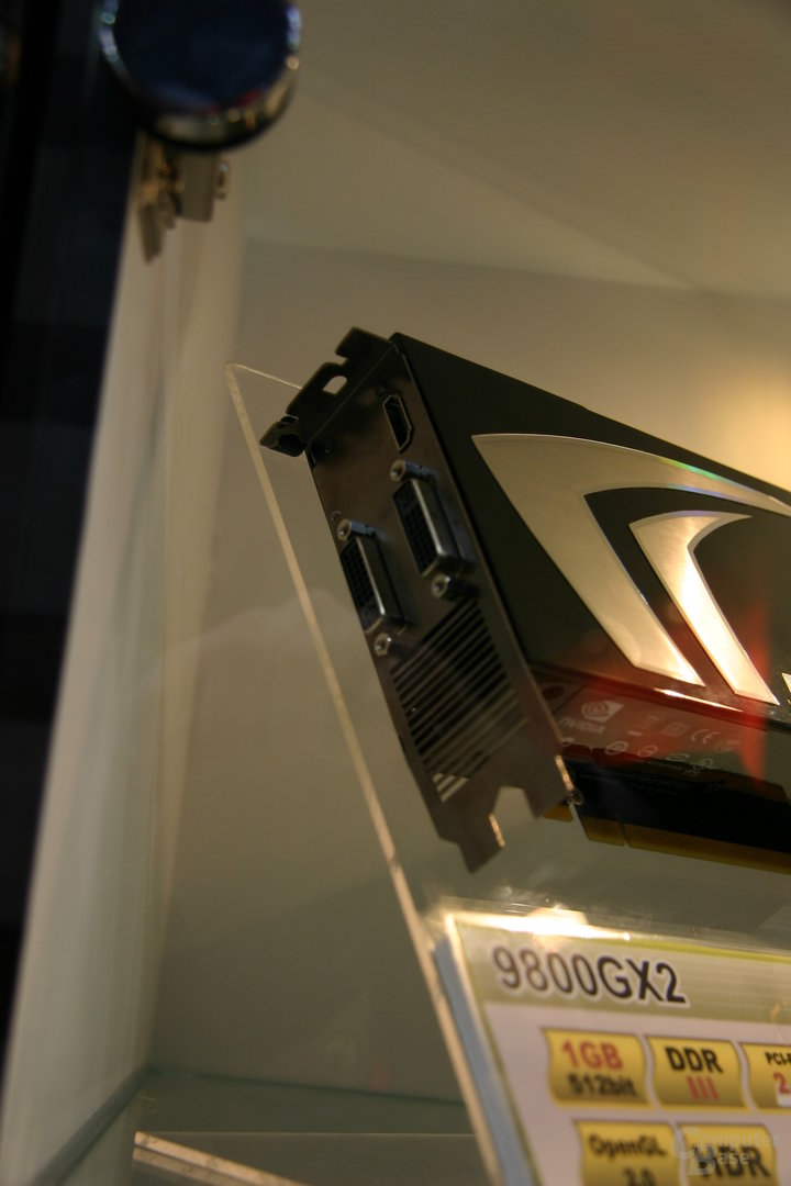 Albatron GeForce 9800 GX2