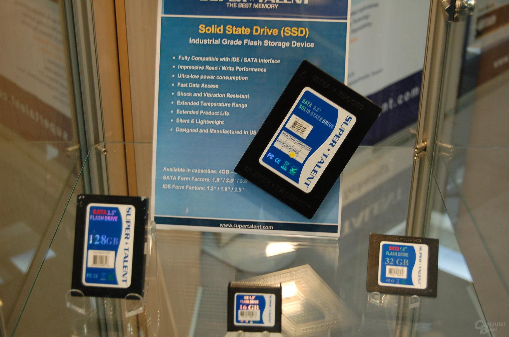 """Die """"alten"""" SSDs für den OEM-Markt, unter anderem vom US-Militär eingesetzt"""