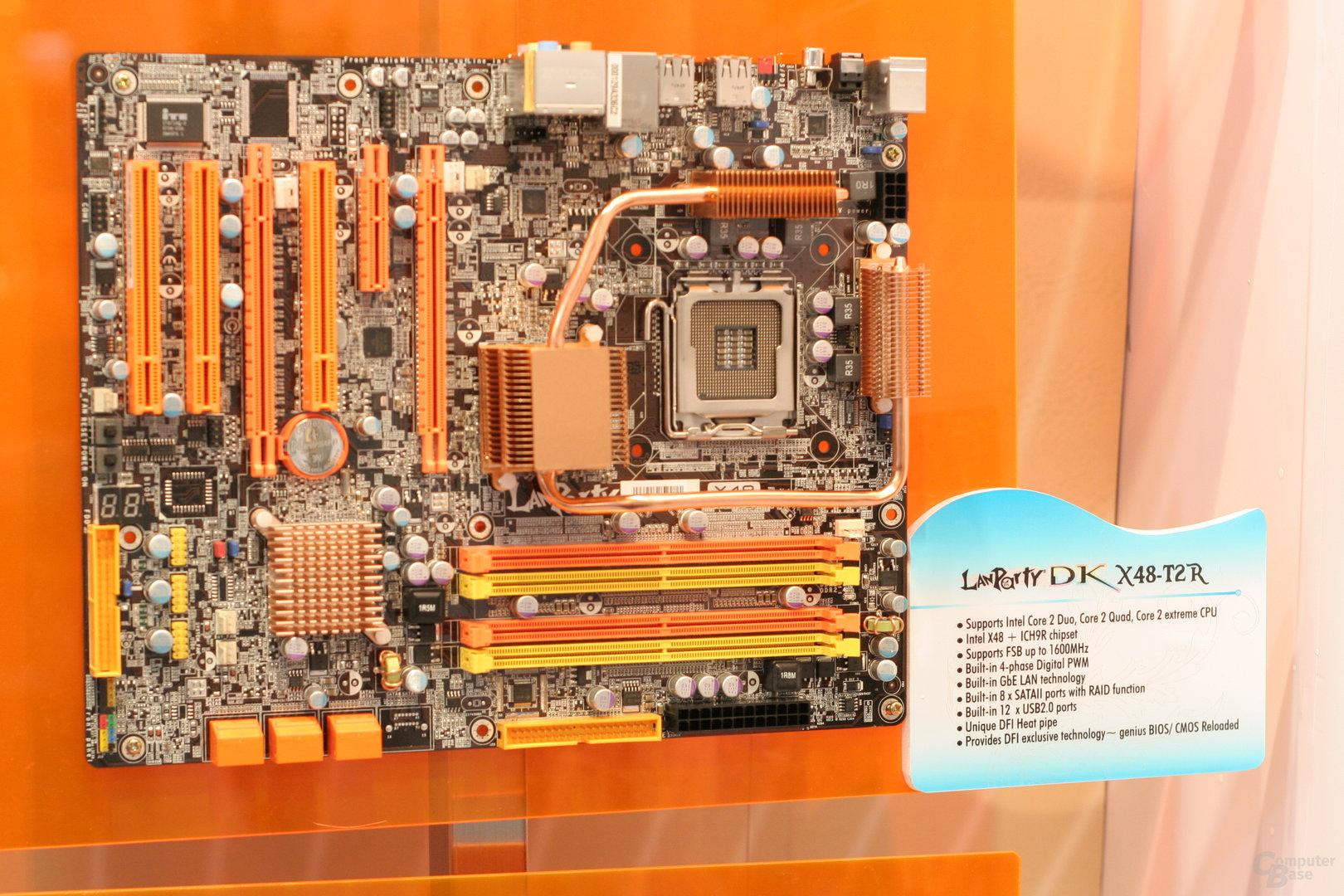 DFI LanParty DK X48-T2R