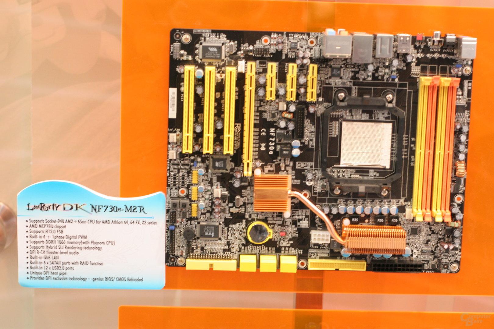 DFI LanParty DK NF730a-M2R