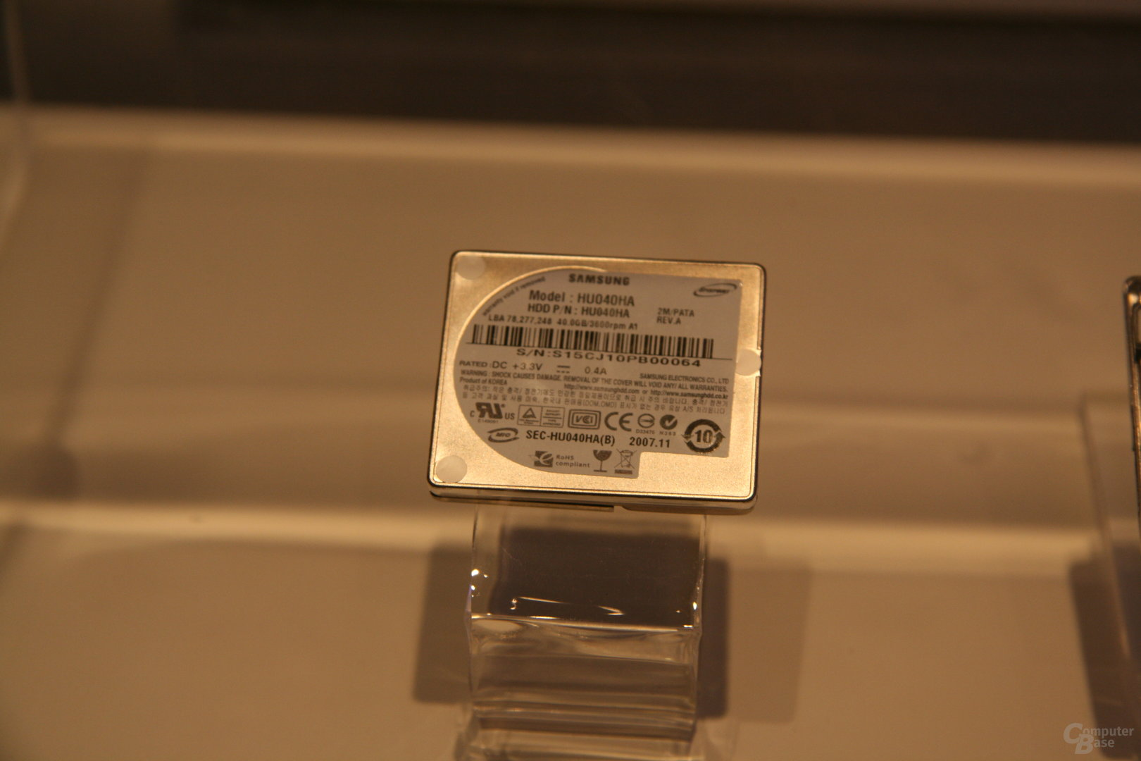 Samsung Spinpoint A1