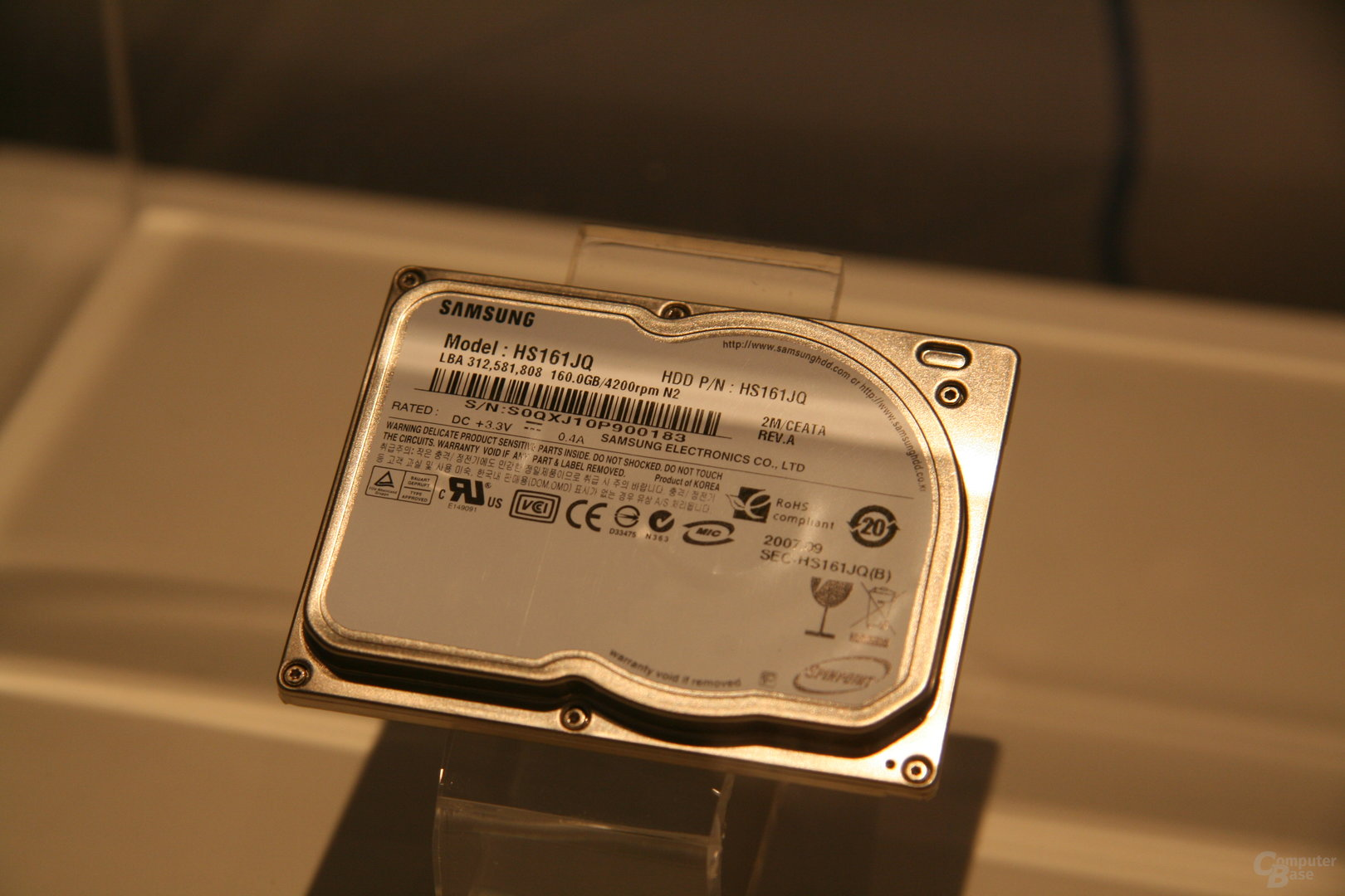 Samsung Spinpoint N2