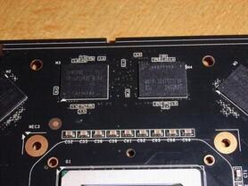 Nvidia GeForce 9800 GTX (Speicher)