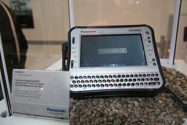 Panasonic Toughbook UMPC