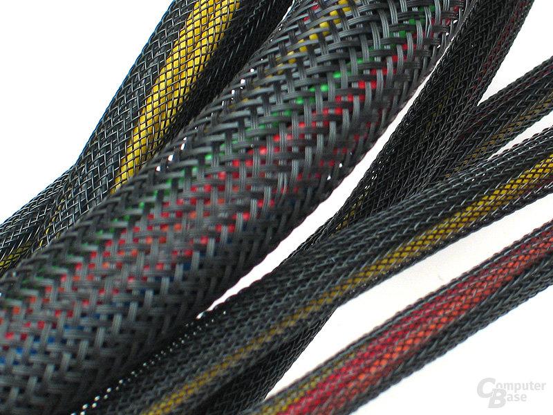 Kabelummantelung als Qualitätsmerkmal
