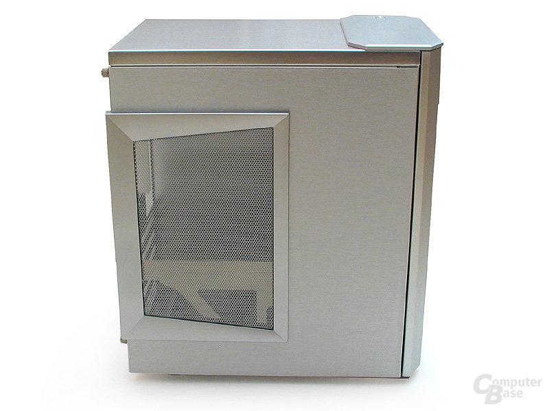 Gelochte Seitenwand zur besseren Kühlung
