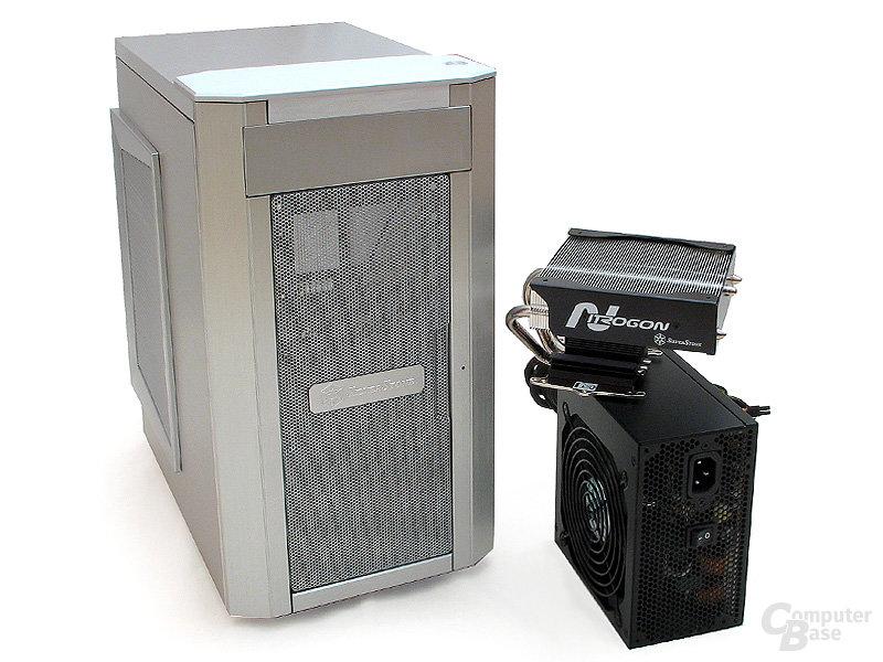 Silverstone Traumtrio für leisen Mini-PC