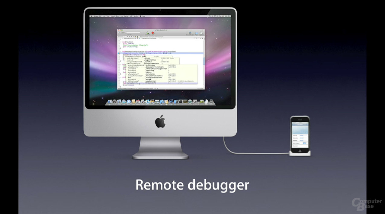 iPhone SDK - Remote Debugger