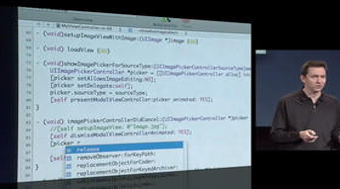 iPhone SDK - Source Editor